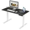Electric Adjustable Height Desk Discount 45% coupon code off Amazon