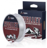 Svallet 6-lbs. 50-Yards Fluorocarbon Fishing Leader Discount 40% coupon code off Amazon