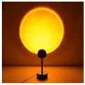 LED Sunset Projector Lamp Discount 30% coupon code off Amazon