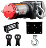 3,000-lb. 12V Electric Winch Discount 20% coupon code off Amazon