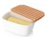 Butter Dish with Lid Discount 34% coupon code off Amazon