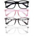 Blue Light Blocking Glasses 4-Pack Discount 60% coupon code off Amazon