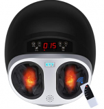 Electric Foot Massager Machine with Remote Control Discount 45% coupon code off Amazon