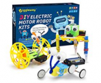 Electric Motor Robotic Science Kits Discount 50% off Amazon