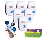 Ultrasonic Pest Repeller-6 Pack Discount 70% coupon code off Amazon