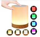 Night Light Touch Sensor Lamp Bedside Table Lamp Discount 50% coupon code off Amazon