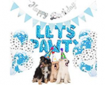 Dog Party Decoration Discount 50% off Amazon