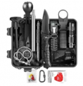 15-in-1 Survival Kit Discount 52% coupon code off Amazon