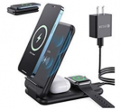Wireless Charger Stand Discount 51% coupon code off Amazon