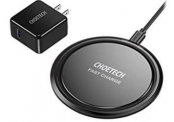 Wireless Charger Discount 70% coupon code off Amazon