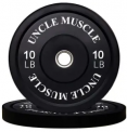 Muscle 2″ Bumper Plate Discount 50% coupon code off Amazon