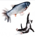 Flopping Fish Catnip Cat Toy Discount 50% coupon code off Amazon