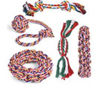 Dog Rope Toys Discount 60% off Amazon